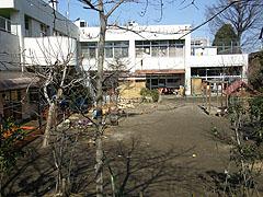 手作りの園庭です☆