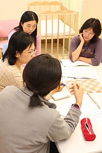 トコトコ通信 編集会議風景
