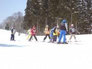 青少年スキー体験キャンプIN津南