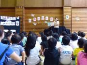 おはなし会(2013秋津児童館)